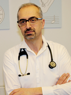 Dr. Makarios Paschalidis